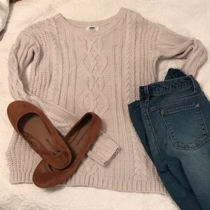 Woven Sweater by Old Navy